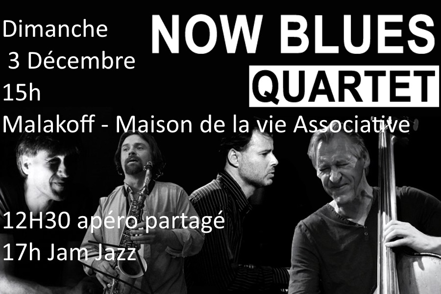 now blues quartet internet